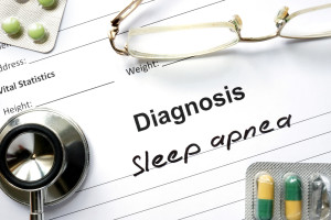 Diagnose nächtliche Schlafstörungen
